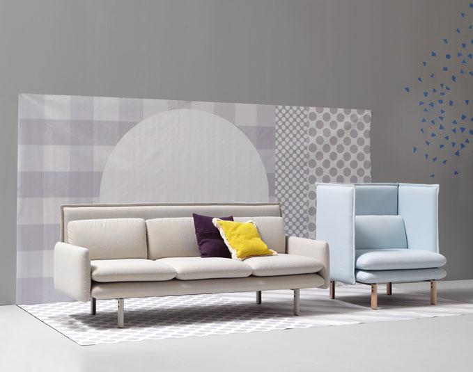 Sof sancal mod folk muebles pulido decoracion e for Sofa folk sancal