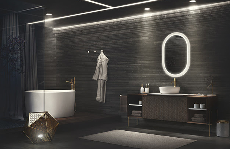 Al encuentro con la innovación en baños. Colección Equilibrium.