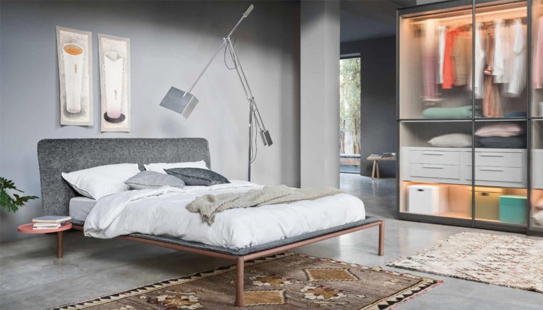 Un dormitorio para cada personalidad. La cama Rain es una pieza con tintes juveniles y contemporáneos.