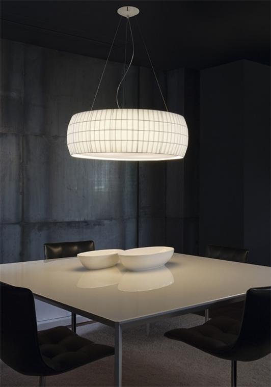 ¿Sabes cómo iluminar cada estancia de casa?. Iluminar el comedor.