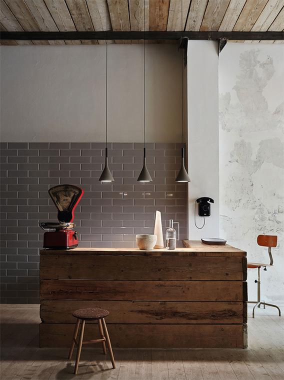 ¿Sabes cómo iluminar cada estancia de casa?. Iluminar la cocina.