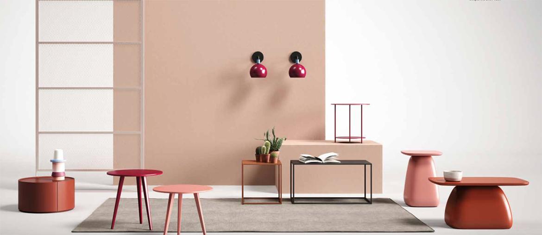 Las cuatro armonías cromáticas básicas para decorar como un experto. Combinación de colores.