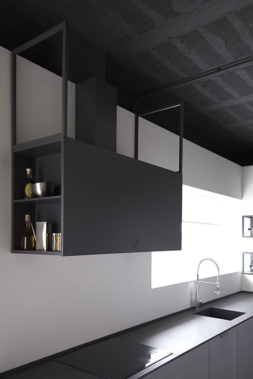 ¿Cocina rústica o industrial? Optar por una cocina de estilo industrial es apostar por el futuro.