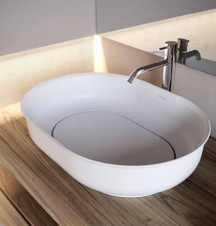 Un baño contemporáneo para empezar el 2019. Modelo Nicole.